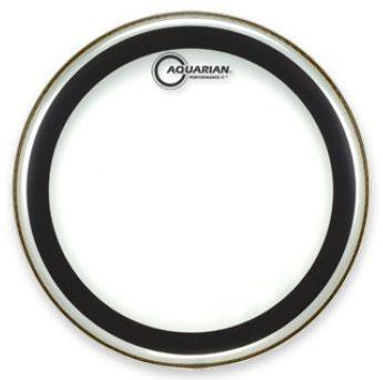 Aquarian Performance 2 Clear Drumhead