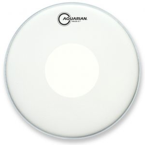 Aquarian Focus-X Coated Power Dot Drumhead