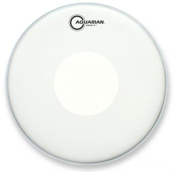 Aquarian Focus-X Coated with Power Dot Drumhead