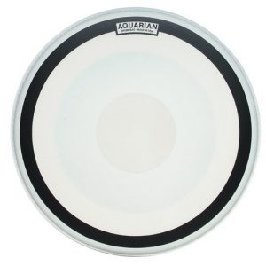 Aquarian Impact III Coated Power Dot Drumhead