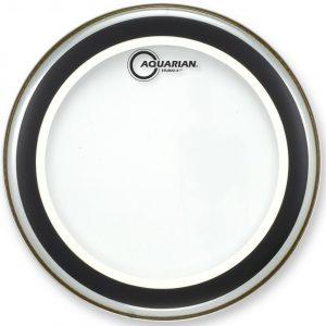 Aquarian Studio X Clear Drumhead