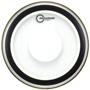 Aquarian Studio X Clear Power Dot Drumhead