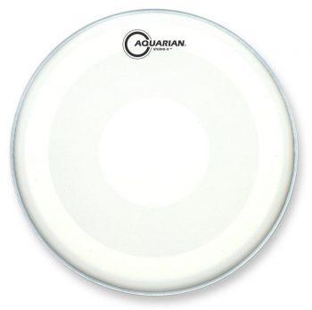 Aquarian Studio X Texture Coated Power Dot Drumhead
