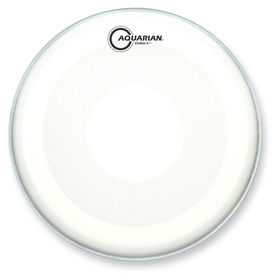 Aquarian Studio X Texture Coated Power Dot Drumhead