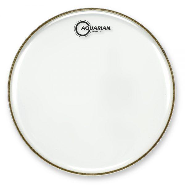 Aquarian Super 2 Coated Drumhead
