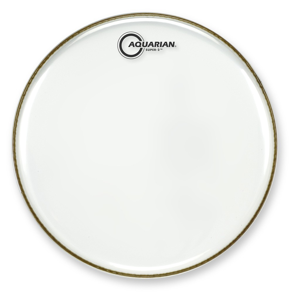 Aquarian Super 2 Coated Drumhead