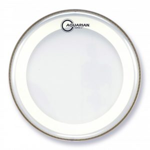 Aquarian Super 2 Studio-X Ring Drumhead
