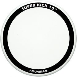 Aquarian Super-Kick 10 Coated Bass Drum Head