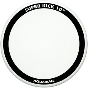Aquarian Super-Kick 10 Coated Drumhead
