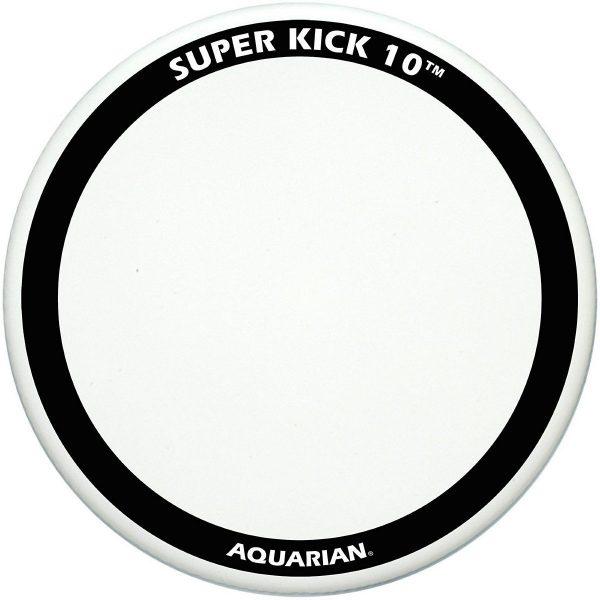 Aquarian Super-Kick 10 Coated Drumhead