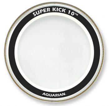 Aquarian Super-Kick 10 Clear Bass Drum Head
