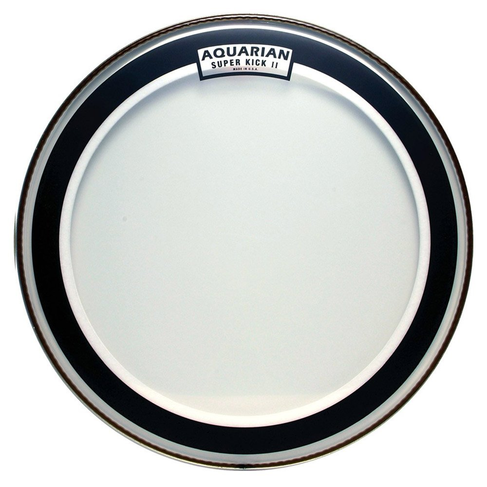 Aquarian Super-Kick II Bass Drum Head