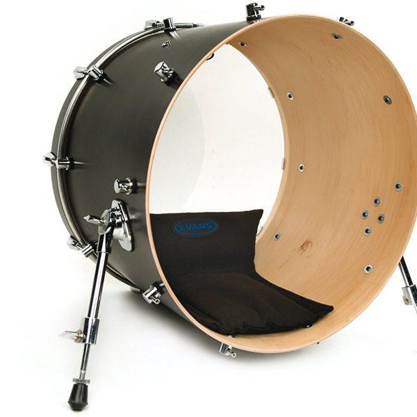 Evans EQ Bass Drum Damper - Drum Dampening