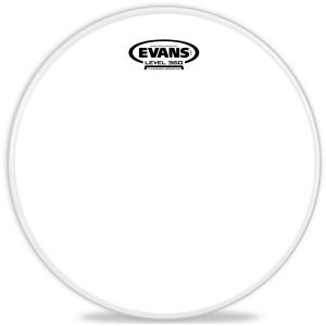 Evans Power Center Reverse Dot Drumhead