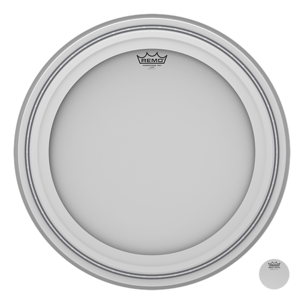 remo powerstroke pro coated review drumhead authority. Black Bedroom Furniture Sets. Home Design Ideas