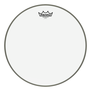 Remo Ambassador Clear Drumhead