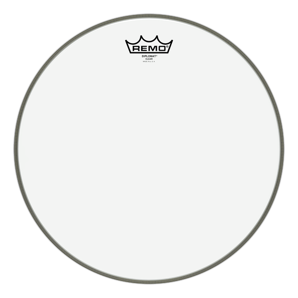 Remo Diplomat Clear Drumhead