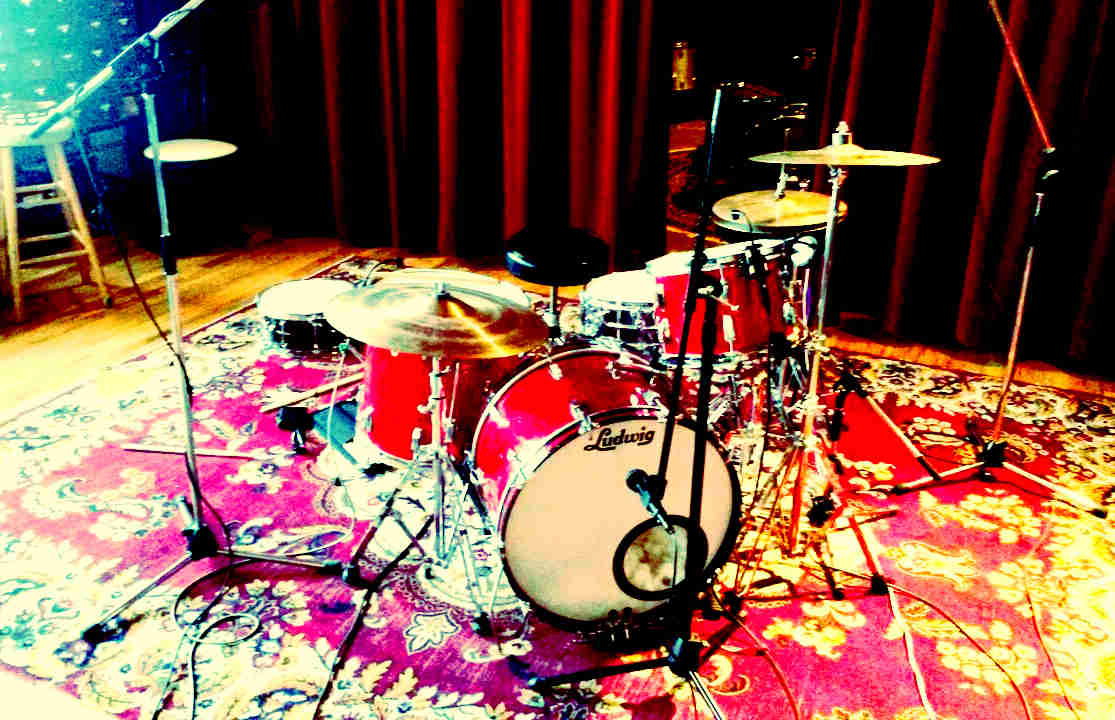 Drum Recording: Studio Tips For New Drummers