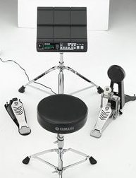 Yamaha DTX Multi12 Kit with Hi Hat & Bass Electronic Drum Pad