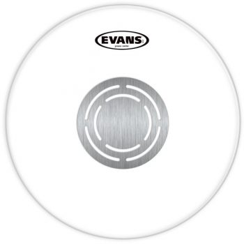 Evans Power Center Clear Drumhead