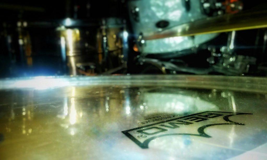 Remo Drumhead Closeup