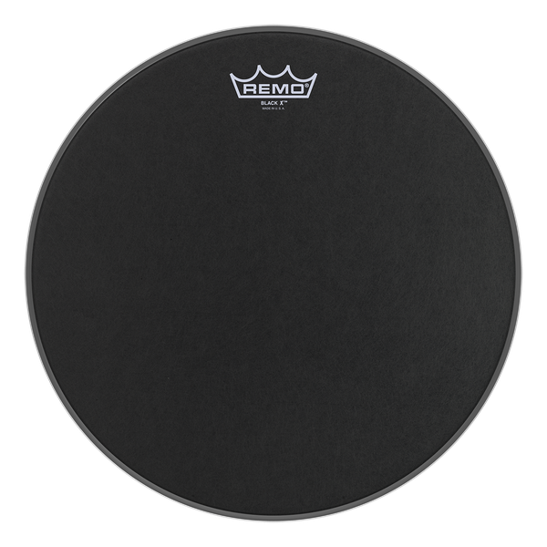 remo emperor x black suede review drumhead authority. Black Bedroom Furniture Sets. Home Design Ideas