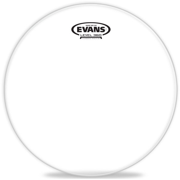 evans 500 snare side resonant review drumhead authority. Black Bedroom Furniture Sets. Home Design Ideas