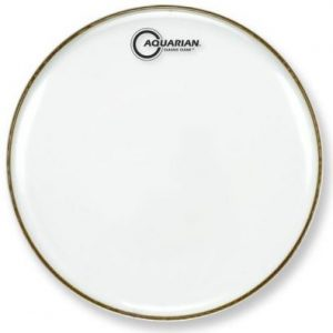 Aquarian Classic Clear Snare Bottom Resonant Drumhead