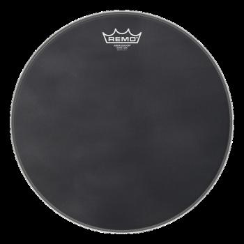Remo Ambassador Black Suede Snare Side Resonant Drumhead