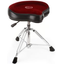 Roc-N-Soc Nitro Drum Throne Red