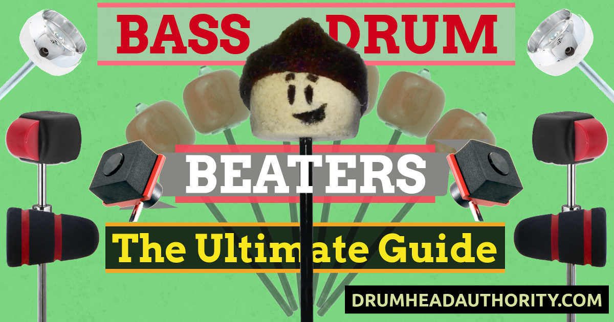 Bass Drum Pedal Ultimate Guide
