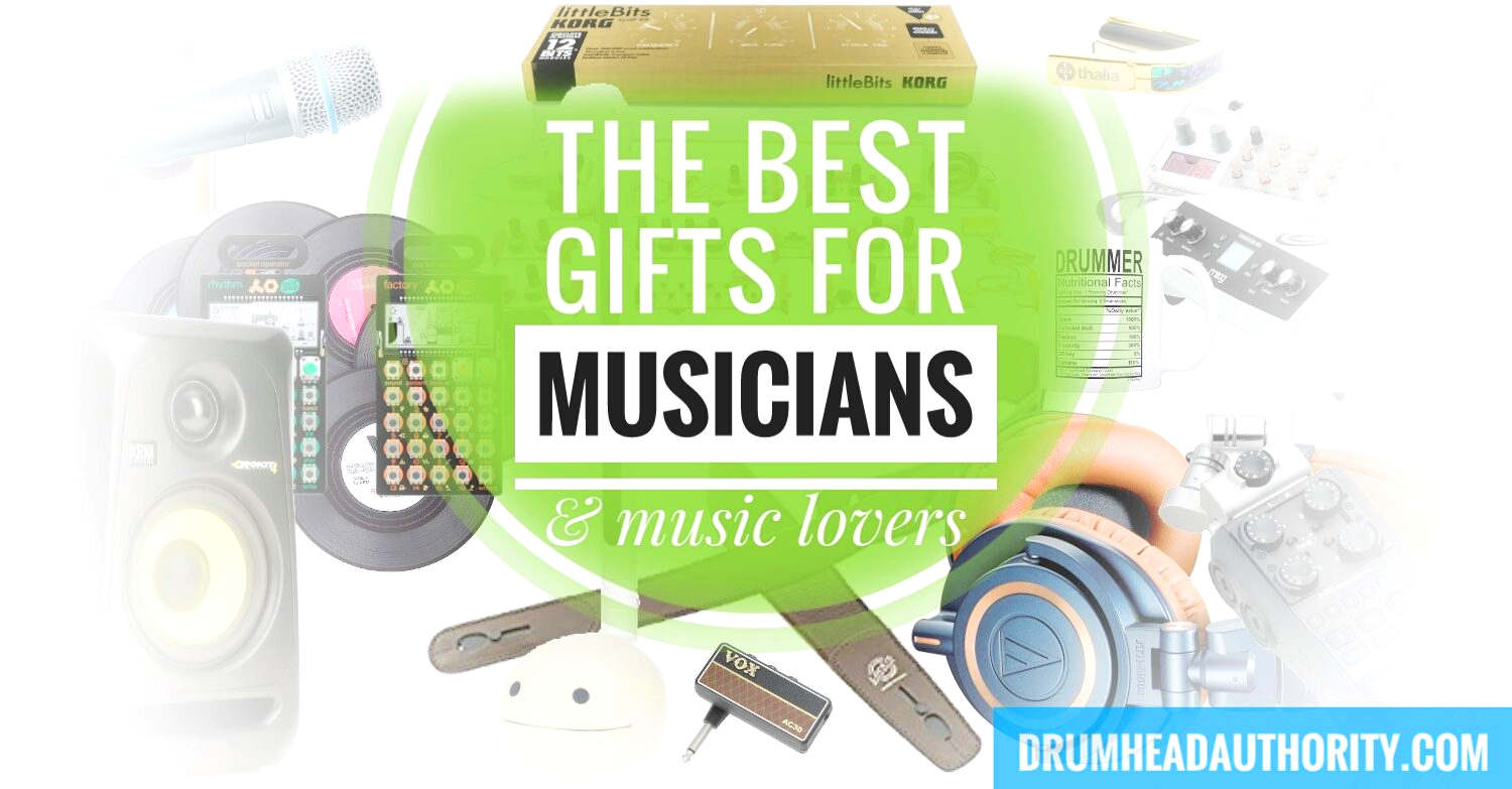 Best Music Gifts for Musicians and Music Lovers