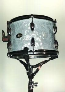 Resonant Tom Drumhead with Tape