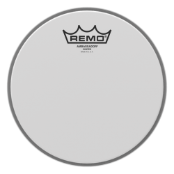 remo ambassador x coated review drumhead authority. Black Bedroom Furniture Sets. Home Design Ideas
