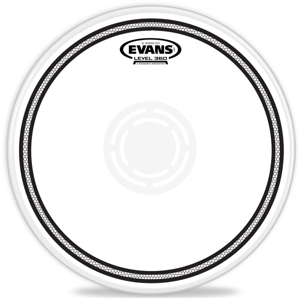 evans ec1 reverse dot review drumhead authority. Black Bedroom Furniture Sets. Home Design Ideas