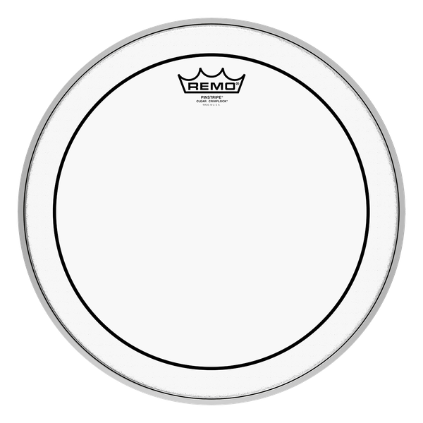 Remo Pinstripe Clear Drumhead