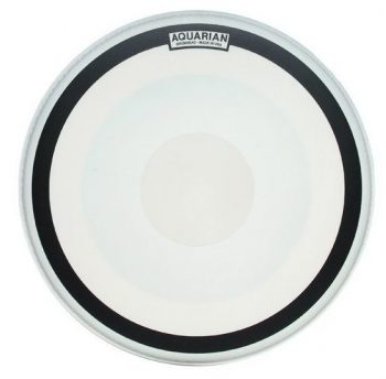 Aquarian Impact III Coated Power Dot Bass Drum Head