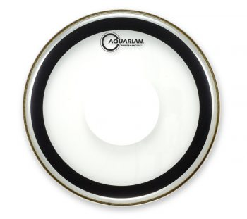 Aquarian Performance 2 Clear Power Dot Drumhead
