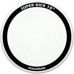 Aquarian Super-Kick 10 Coated Bass Drum Head