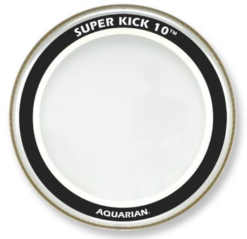 Aquarian Super-Kick 10 Clear Bass Drum Head