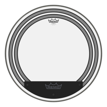 Remo Powersonic Clear Drumhead