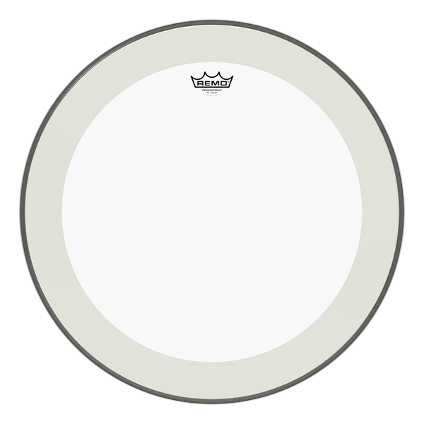 Remo Powerstroke P4 Clear Drumhead