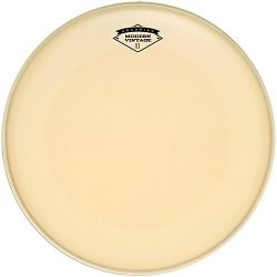 Aquarian Modern Vintage II with Super-Kick Ring Bass Drum Head