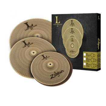 Zildjian L80 Cymbals and Zildjian Gen16 Low Volume Cymbals
