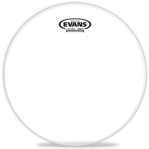 Evans 300 Snare Side Resonant Drumhead