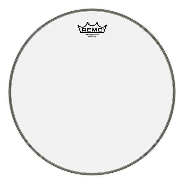 Remo Ambassador Clear Snare Side Resonant Drumhead