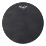 Remo Ambassador Black Suede Resonant Snare Side Drumhead