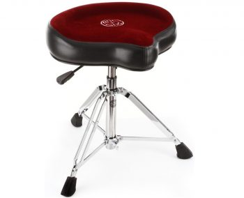 Roc-N-Soc Nitro Drum Throne Red