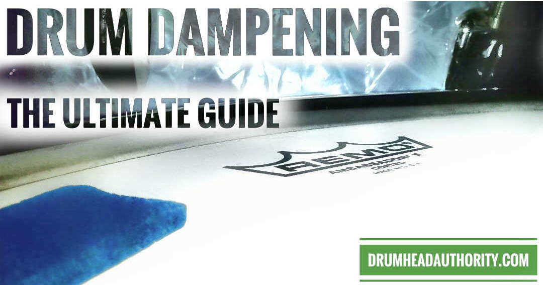 Drum Dampening: The Ultimate Guide - Drumhead Authority