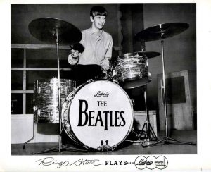 Ringo Starr Ludwig Drums